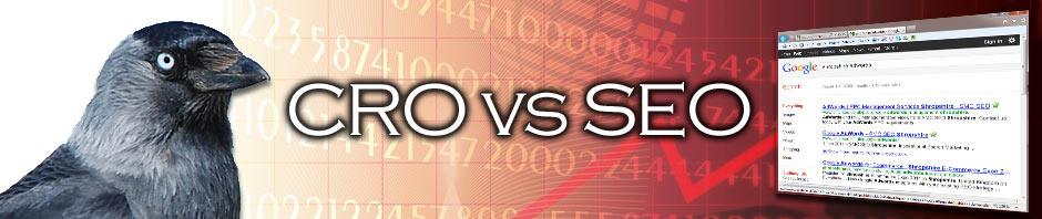 SEO vs CRO