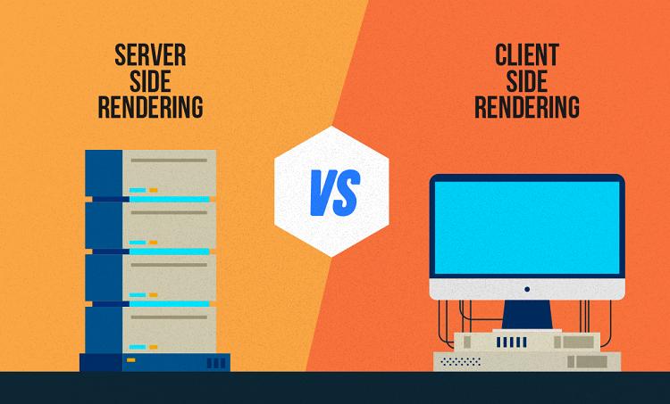 JavaScript SEO Server side Rendering vs. Client side Rendering